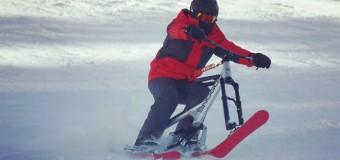 Le snowbike : une nouvelle façon de pratiquer la glisse