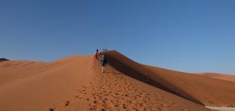Sports et activités de plein air en Namibie