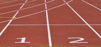 Les revêtements pour les pistes d'athlétisme